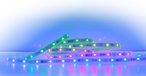 Digital Rgb Led 12V 30 LEDs/M WS2812b WS2811 Arduino Rasberry Pi 4 Meter Flex Strip 5050 Smd Ip67 [Energieklasse A]