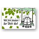 Sheepworld - 57057 - Pocketcard, Ich bin immer für Dich da!, PVC