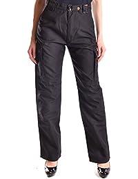 Belstaff Mujer MCBI039003O Negro Algodon Pantalón