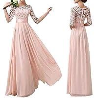 فستان سهرة دانتيل للنساء من دوبلس دراقي Large