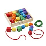 Best Melissa And Doug Toys - Melissa & Doug Primary Lacing Beads, Multi Color Review