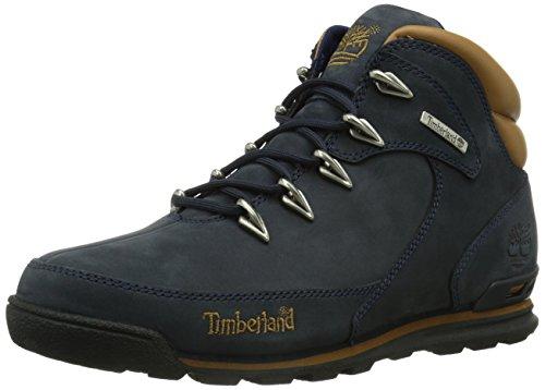 Timberland Herren Euro Rock Hiker Chukka Boots, Blau (BLUE), 42 EU