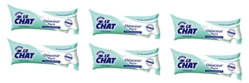 Le Chat - Gel Lavant - Douceur Pure à l'Hamamélis - Berlingot 250 ml - Lot de 6