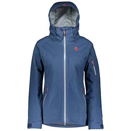 Scott W Ultimate DRX Jacket Blau, Damen DermizaxTM Freizeitjacke, Größe S - Farbe Denim Blue