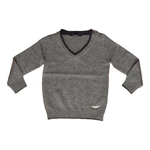 aston-martin-pull-gris-col-v-12-monat-dunkelgrau
