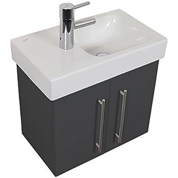 fackelmann g ste wc waschtisch vadea inkl keramikbecken. Black Bedroom Furniture Sets. Home Design Ideas