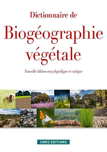 Dictionnaire de biogéographie végétale (NE)