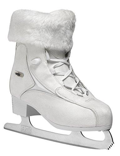 Roces Damen Schlittschuhe Fur, White, 38, 450618-001