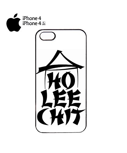 Hoo Lee Chit Funny Chinese Mobile Cell Phone Case Cover iPhone 6 Plus Black Noir