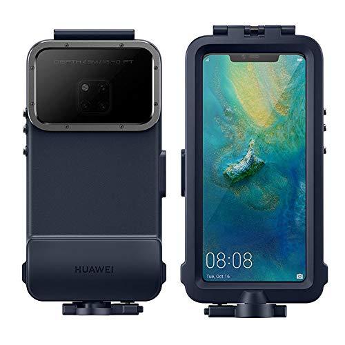 Huawei 51992776 Snorkeling Case für Mate 20 Pro Deep Blue