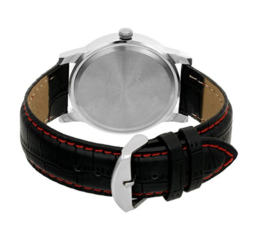 Timewear Analog Black dial Men's Watch