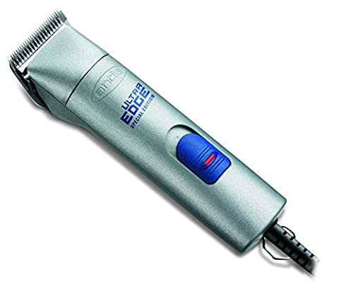 Andis AGC2 Super 2 Speed Pet Clipper, Silver