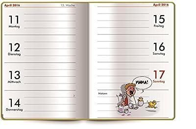 Rentner-Planer 2016 - Buchkalender