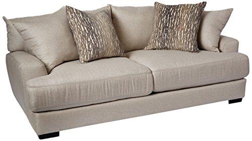 Franklin Furniture Classic Oslo Sofa, groß, Leinen - Sofa Möbel Franklin