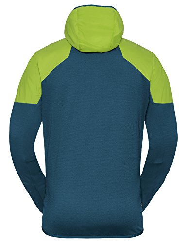 VAUDE Men's Scopi Syn Alpha Jacket, Giacca Uomo, Chute Green, S