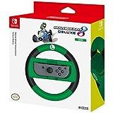Hori Volante Joy-Con Mario Kart 8 Deluxe (Versione Luigi) - Ufficiale Nintendo - Nintendo Switch