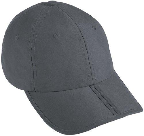 Myrtle Beach Uni Pack-a-Cap, darkgrey, One size, MB6155 dgre