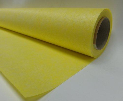 10m² Abdichtungsbahn für Nassräume 1m breit gelb
