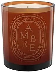 """Diptyque De Couleur Ambre De La Bougie """"Cognac"""" / """"Cognac"""" Ambre 300G"""