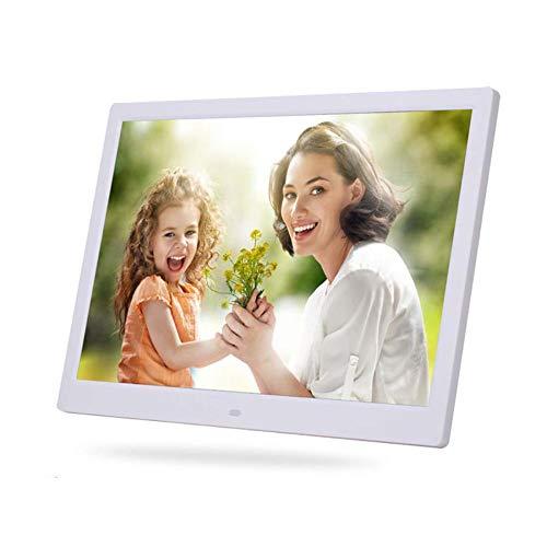 SPFDPF Digitaler Fotorahmen 15,4-Zoll-Multifunktions-Vollformat-Video-Werbemaschine Wandmontiertes elektronisches Fotoalbum