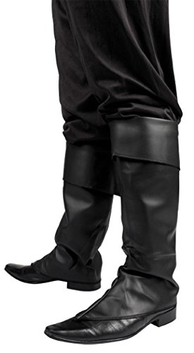 Preisvergleich Produktbild Edle Stiefelstulpen schwarz