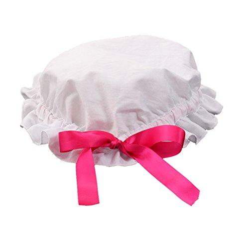GRACEART cap per Donna Cofano Costume Accessorio 100% Cotone (Opzione 4 Stili) (Style-1)