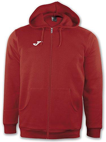 Joma Felpa Combi Cotton Red, Taglia: XXXL