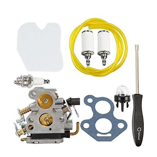 housesweet 574719402 545072601 - Carburador de Motosierra para Husqvarna 235 235E 236 240 240E