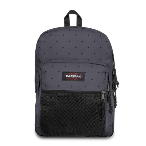Eastpak Pinnacle Zaino, 38 Litri, Multicolore (Dot Grey)