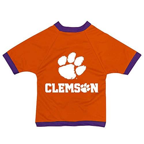 Tiger Mesh (All Star Dogs NCAA Clemson Tigers Athletic Mesh Hunde-Trikot, Unisex-Erwachsene, Team Color, X-Large)