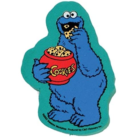 Sesame Street – Cookie Monster Antenna Topper - Sesame Street Topper