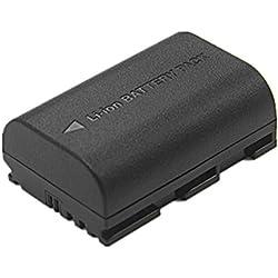 Chargeur LP-E6 pour Canon EOS 5D Mark II III et IV, 70D, 5Ds, 6D, 5Ds, 80D, 7D et 7D Mark II, appareils Photo 60D (Noir) (Togames)