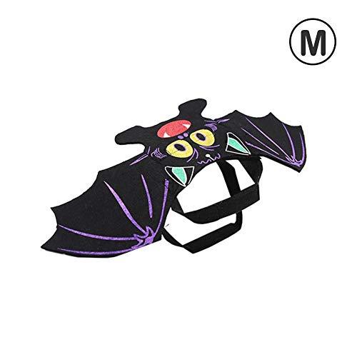 Wings Demon Kostüm - Pictury Halloween Funny Dog Cat Kleidung Wings Bat Demon Wings Haustier Kostüm Bekleidung für mittelgroße Hunde Cat Dress Up Zubehör