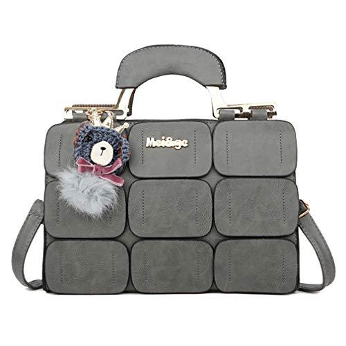 Pahajim Ladies Handtasche Fashion Rucksack Damenhandtasche tasche taschen günstig beuteltasche günstige handtaschen damen taschen schöne handtaschen kleine handtasche abendtasche leder umhängetasche