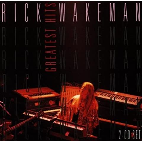 Rick Wakeman - Greatest Hits Double CD The Very Best of