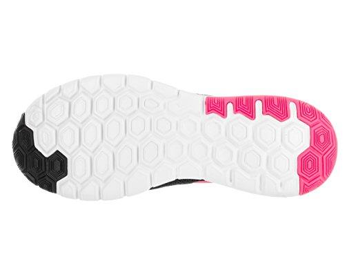 Nike Wmns Flex Experience Rn 5, Scarpe da Ginnastica Donna Anthracite/Pink Blast Blk White