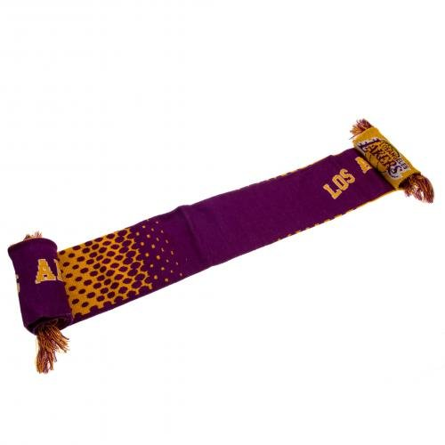 NBA TEAM Scarf / Schal (LOS ANGELES LAKERS)
