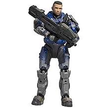 Mega Bloks - Halo Reach Figura De Acción de La Serie 5 Carter (sin casco)