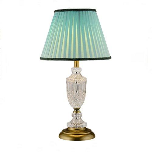 lampara-de-mesa-de-cristal-europeo-lampara-de-tela-azul-beige-lampara-de-escritorio-antigua-del-arte