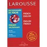 Larousse Pocket Dictionary: Pocket French Dictionary