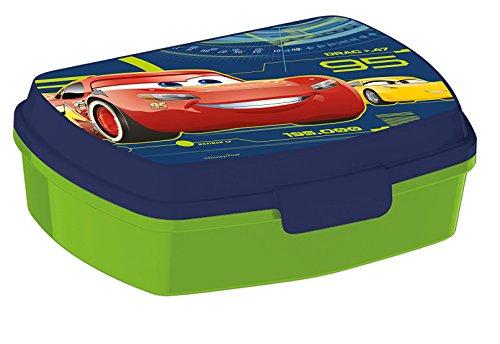 Joy Toy 782674 - Cars 3 Jausenbox, 11 x 16 x 5, 5 cm