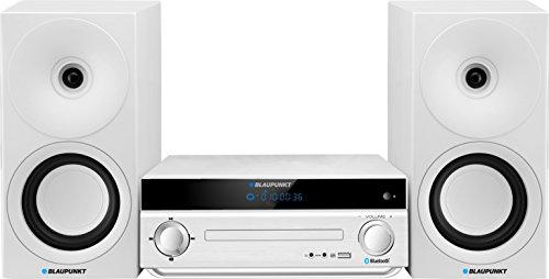 Blaupunkt MS30BT Edition Home Audio Micro System 40W Weiß Audio-Set zu Hause
