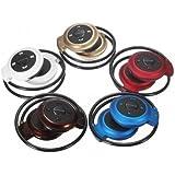 Galleria fotografica Sei colori Mini 503 Bluetooth Tipo Wireless Headset Stereo auricolare - Blue