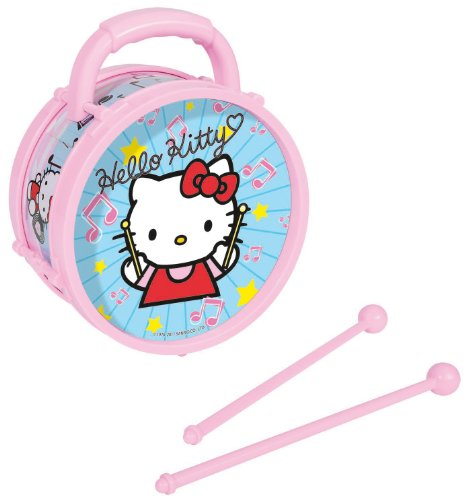 Imagen 3 de Simba Toys 106835364 - Tambor de Hello Kitty [importado de Alemania]