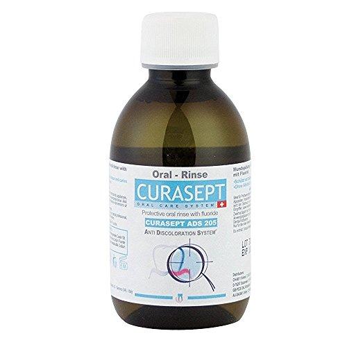 Curaprox Curasept ADS 205 Mundspülung, 3er Pack (3 x 200 ml)
