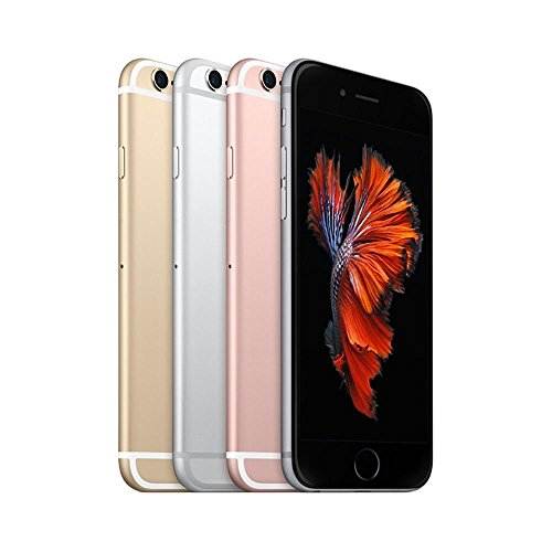 Apple iPhone 6s Space Grau 16GB SIM-Free Smartphone (Zertifiziert und Generalüberholt)