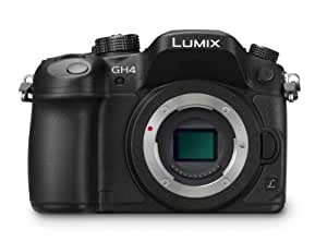 Panasonic DMC-GH4EB-K Compact System Camera (Body Only)