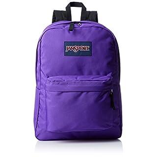 JANSPORT Superbreak Backpack Signature Purple Schoo bag JS00T50131D Jansport Bags