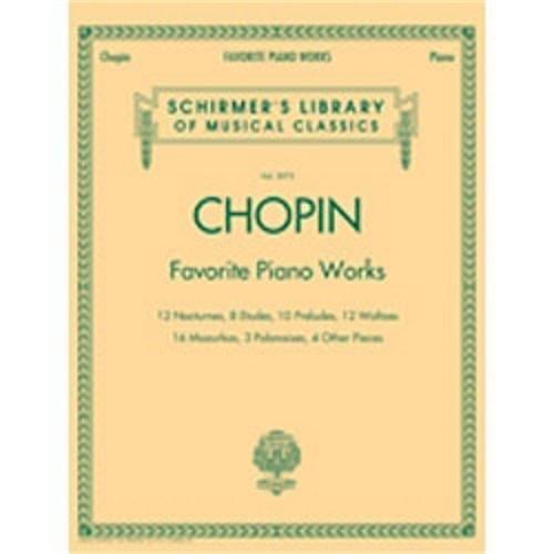 Frederic Chopin: Favourite Piano Works. Für Klavier