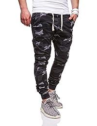 MT Styles Cargo Jogging-Jeans Camouflage pantalon homme RJ-3226